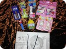 FinnPEZ 2013 Goodiebag contents