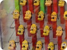 Pluto is no longer considered as one of the nine planets, but as a PEZ dog.
